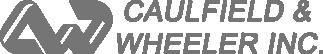 Caulfield & Wheeler Inc. Logo