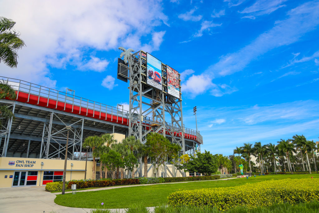 Florida Atlantic University Football Stadium | Boca Raton, FL